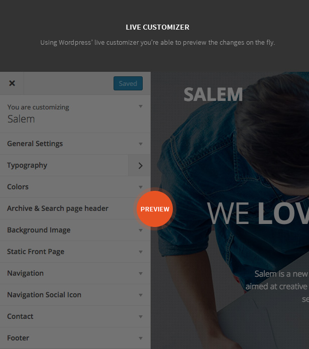 Salem - Clean and Bold One Page WordPress Theme - 7